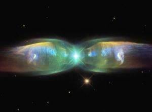 A Butterfly Nebula