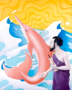 Dolphin Song ©Leo Jean 2004