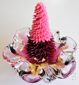 Pinks Floral Profie