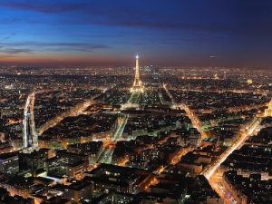 Modern City of Light