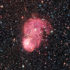 NGC 248 in Small Magellanic Cloud