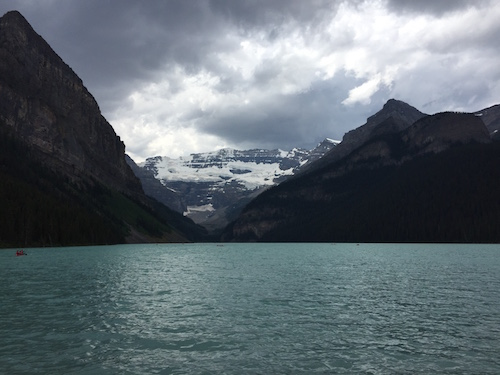 Lake Louise 7.2018 wp